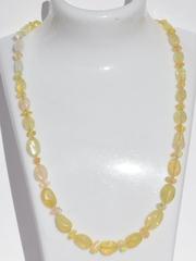 Опал О (бусы из натуральных камней)