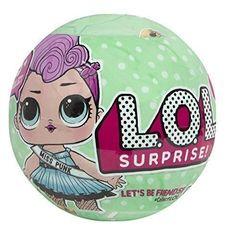 Кукла LOL сюрприз (в шарике)