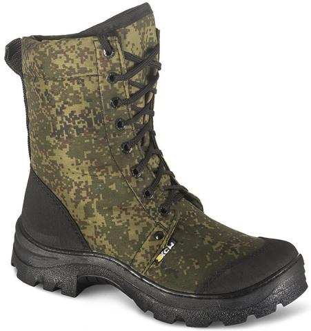 Ботинки «Дельта» камуфляж ХСН 580-1