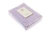 Элитный плед Lux 35 сиреневый от Luxberry