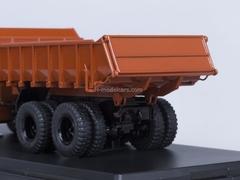 YaAZ-210E dump brown Start Scale Models (SSM) 1:43