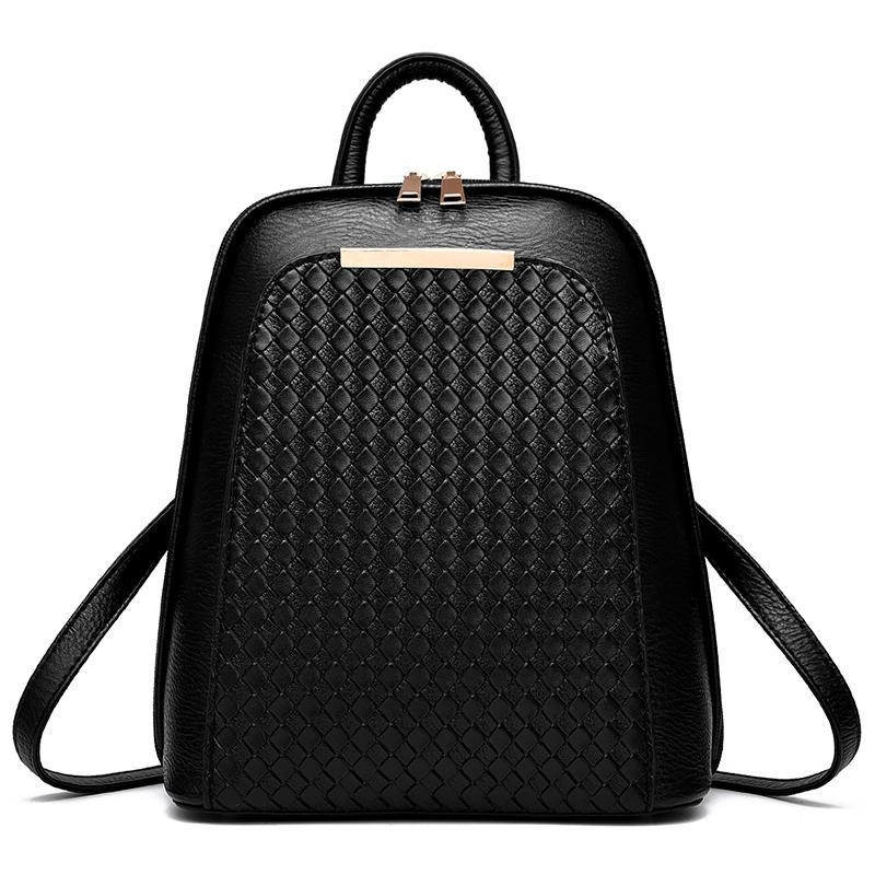 Женский рюкзак 7288 Black