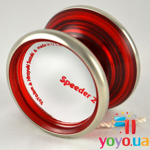 YoyoJam Speeder 2