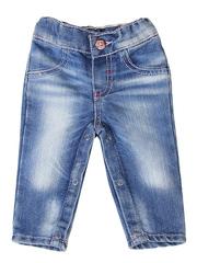 GJN002374 джинсы для девочек, медиум