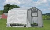 Теплица-в-Коробке 3x3x2,4м ShelterLogic, светорассеивающий тент
