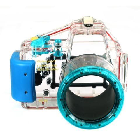 Бокс для подводной съемки для Sony Alpha NEX-3 (16mm) 40m