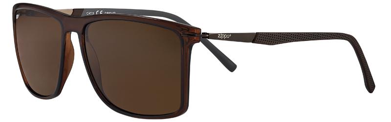 Фирменные солнцезащитные очки Zippo OB53-03