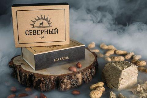 Табак для кальяна Северный Ара Халва