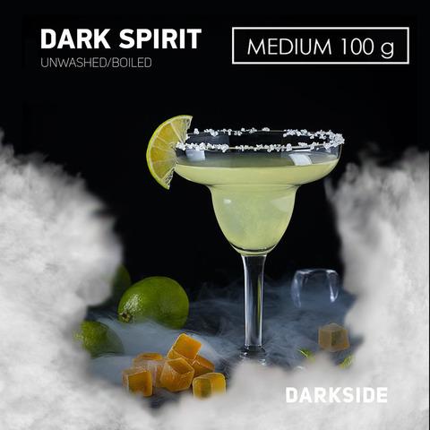 Табак Dark Side MEDIUM Dark Spirit 100 г