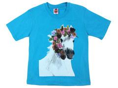 937-2 футболка детская, синяя