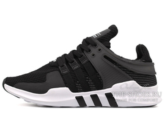 Кроссовки Мужские ADIDAS Equipment Support ADV PK Black / White