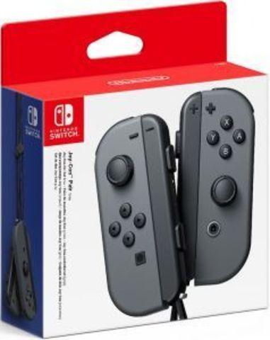 NS: Набор контроллеров Joy-Con (серый)