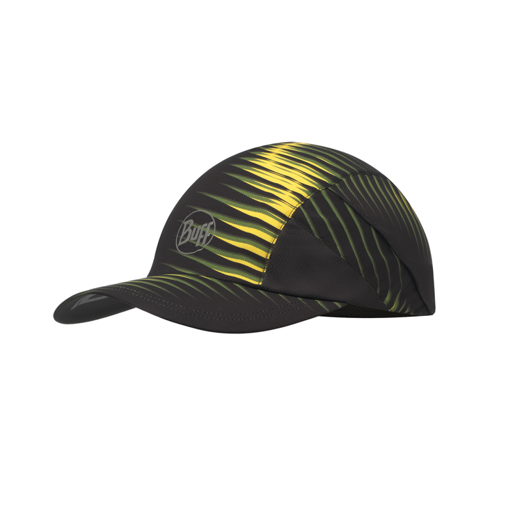 Кепка спортивная для бега Buff R-Optical Yellow
