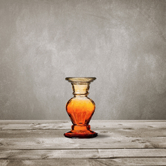 Подсвечник 20 см San Miguel оранжевый