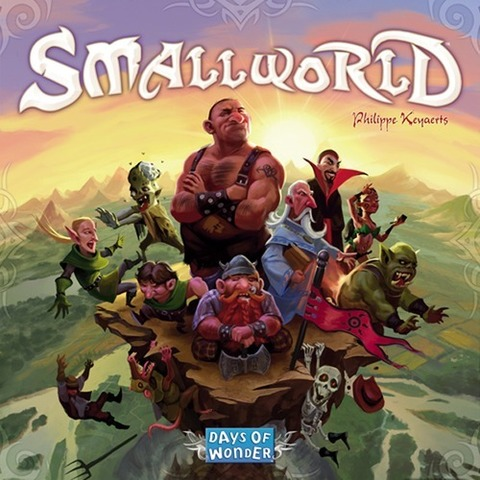 Small World (на английском языке)