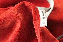 Кресло подушка Красная