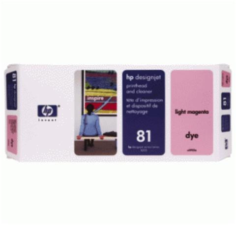 печатающая головка HP 81 Light Magenta