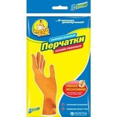 Перчатки Фрекен Бок резиновые, L