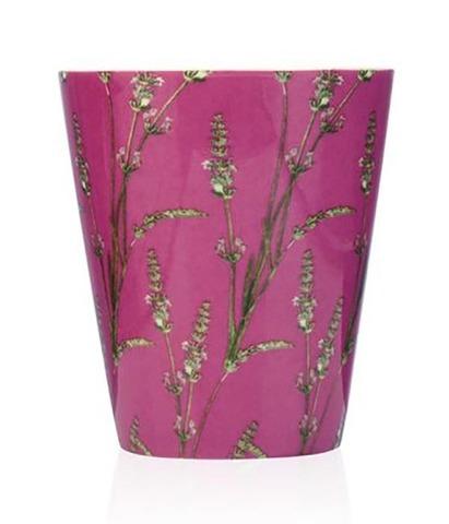 Свеча ароматическая в керамике Цветущая лаванда, Wax Lyrical