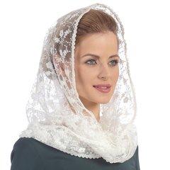 Снуд-шарф в церковь Яблоневый Цвет