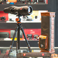 Leica APO-TELEVID 82 (прямая) Special Travel Set
