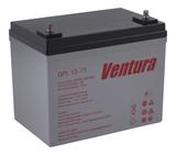 Аккумулятор Ventura GPL 12-75 ( 12V 77Ah / 12В 77Ач ) - фотография