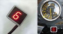 Индикатор выбранной передачи КПП