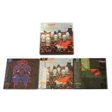Комплект / Cressida (3 Mini LP CD + Box)