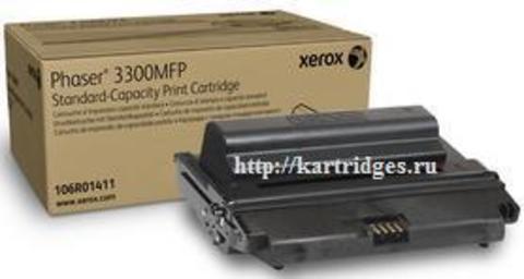 Картридж Xerox 106R01411