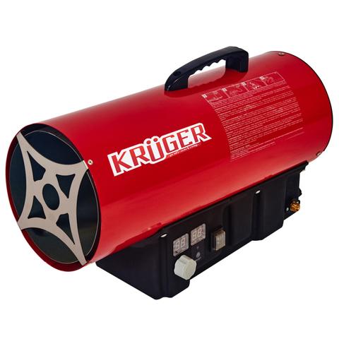 Газовая тепловая пушка KRÜGER GHK-15E
