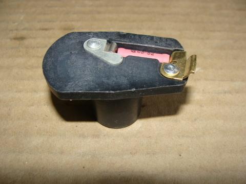 Бегунок распределителя  с резистором