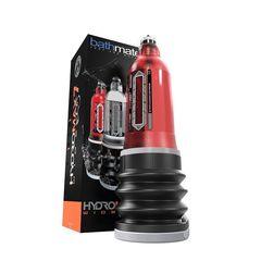 Красная гидропомпа HydroMAX7 Wide Boy