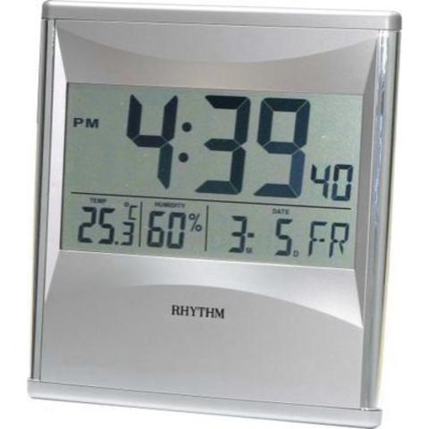Часы-будильник Rhythm LCW011NR19
