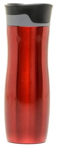 Термокружка el Gusto «Berry» красная 470 мл