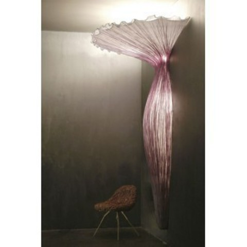 Floor lamp Evening Glory by Ayala Serfaty