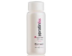 NIRVEL кератиновый шампунь после процедуры выпрямления NIRVEL keratin-liss shampoo post №5 1000 мл