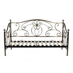Кровать-кушетка 9910 200x90 (MK-2217-AB) Античная медь