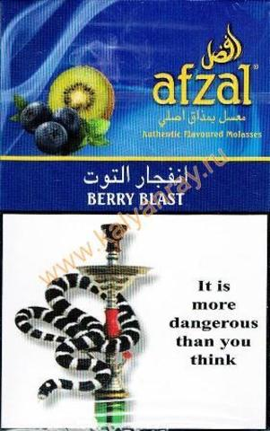 Afzal Berry Blast
