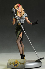 DC Comics Bombshells - Black Canary