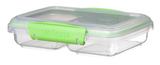 Контейнер прямоугольный двойной TO-GO 350 мл, артикул 21518, производитель - Sistema, фото 5