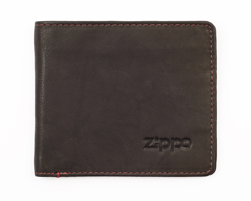 Горизонтальное кожаное портмоне ZIPPO 2005118
