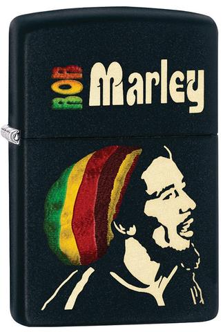 Зажигалка Bob Marley ZIPPO 28426
