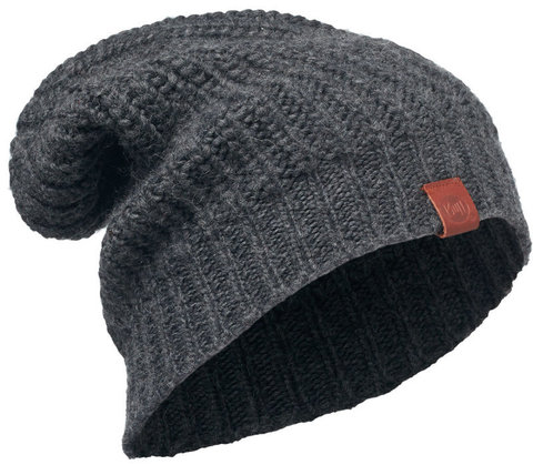 Вязаная шапка-бини Buff Gribling Excalibur Grey