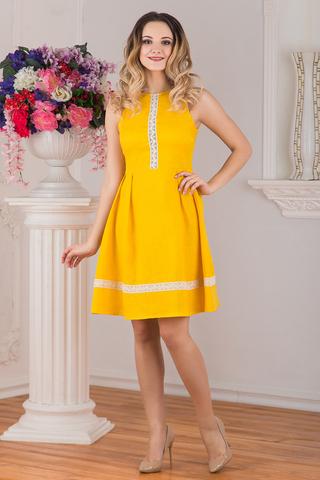 Платье льняное Ясное