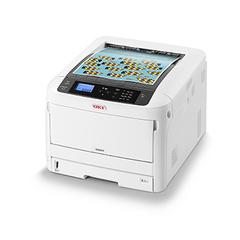 Цветной принтер OKI C834NW