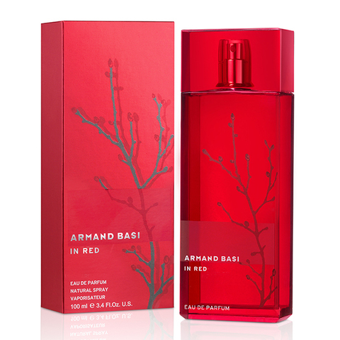 Armand Basi In Red Eau De Pafum edp 100 ml