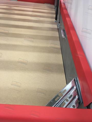 Кровать Sontelle Оллин с подъёмным механизмом
