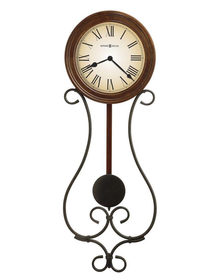 Часы настенные Howard Miller 625-497 Kersen