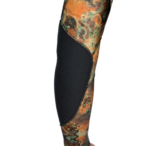 Гидрокостюм Aquadiscovery Кочевник Camo Brown 7 мм