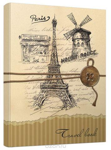 Блокнот Travel book